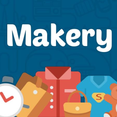 دانلود آخرین نسخه از قالب وردپرس makery